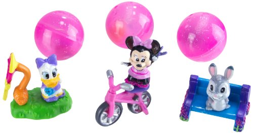 Blip Toys Squinkies Minnie Mouse Park Pals Series 2 Bubble Pack, Baby & Kids Zone