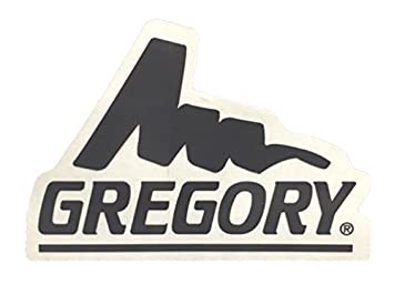 amazon gregory グレゴリー ステッカー old logo l gy sticker