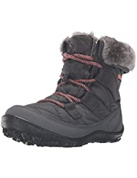 Columbia Girls' Minx Shorty Omni-Heat Waterproof Winter Boot