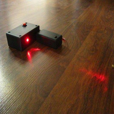 laser break beam sensor - 5