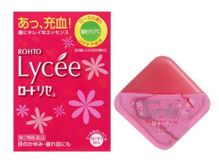 Rohto Lycee Eye Drops 8ml