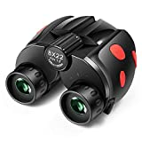 Kids Toys Binoculars for Kids, 8×22 Folding Binoculars with Weak Light Night Vision Clear Bird Watching for Outdoors and Concerts, and Top Toys for Boy and Girls Age 3 4 5 6 7 8 9 Review