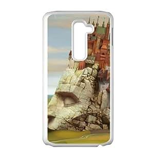 LG G2 Cell Phone Case White_King Head Xgsnr