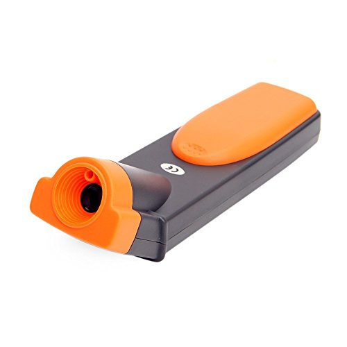 Multi-Functional Tachometer 2.5-99999RPM Handheld Digital LCD RPM Meter USB Interface Speedmeter Recorder SM8238 by Dig dog bone (Image #5)