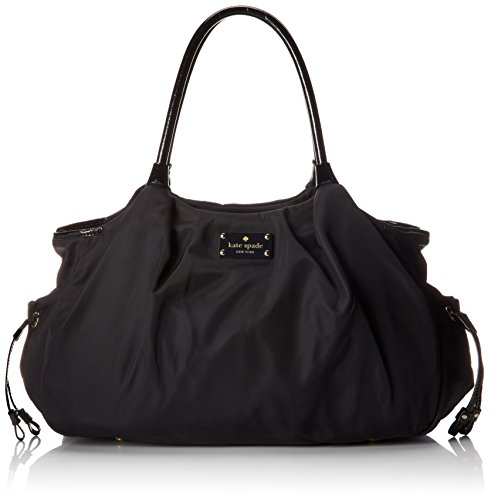 - Kate Spade New York Stevie Baby Bag Diaper Bag Black2 One Size