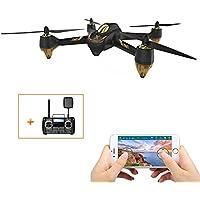 FLYPRO Hubsan H501A X4 Air Pro Drone Wegpunkte WIFI FPV Mit 1080P Kamera Follow Me RC Quadrocopter + Hubsan Sender