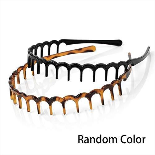 - OD'lover Women Fashion Serrated Shape Headband Hair Band Head Piece Headbands