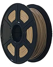 CC DIY- 1KG Wood PLA 1.75mm 3D Printer Filament