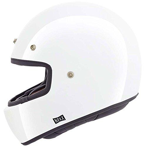 Nexx XG100 Helmet - Gloss White - SM
