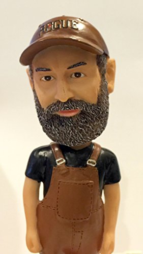 Rogue Ales Brewmaster John Maier BobbleHead Beer Tap Handle Collectors Edition (Beer Bobblehead)