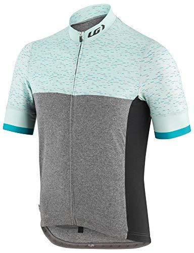 (Louis Garneau Men's Art Factory Cycling Jersey, Minimalist, Large)