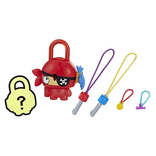 (Lock Stars Basic Assortment Red Pirate–Series 1 (Product may vary))