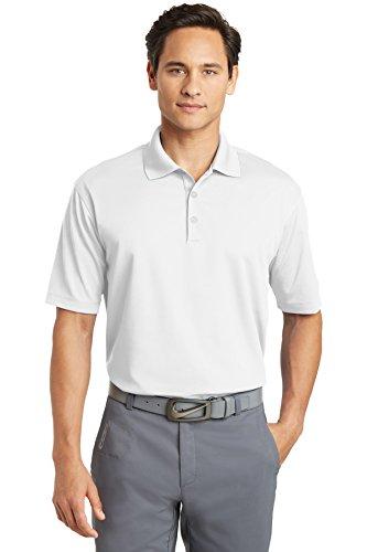 Nike Golf - Dri-FIT Micro Pique Polo , 363807, White, XL - Nike Dri Fit Polo