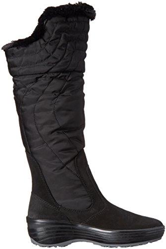 Women's Natasha Pajar Women's Pajar Boot Pajar Black Natasha Black Boot wIF0xfgqHB