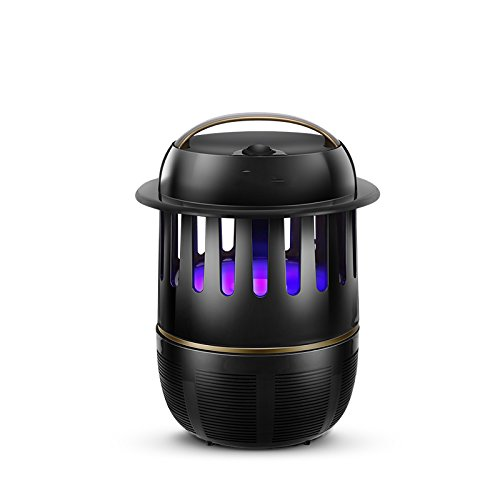 Lámpara antimosquitos, colector de mosquitos mudos para uso doméstico, repelente de mosquitos para interiores de...