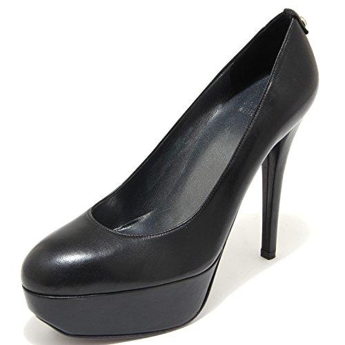 Nero donna shoes STUART women decollete WEITZMAN 25926 scarpa xAq0w4OII