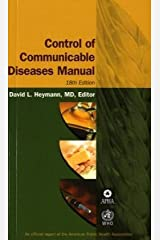 Control Of Communicable Diseases Manual (Control of Communicable Diseases Manual) by David L. Heymann (2004-12-30) Paperback