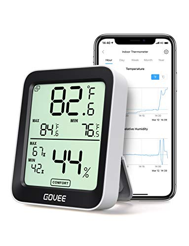 Govee Thermometer Hygrometer Accurate
