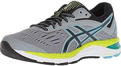 ASICS Gel-Cumulus 20 - Zapatillas de correr para mujer, Gris (Gris piedra/negro.), 43 EU: Amazon.es: Zapatos y complementos
