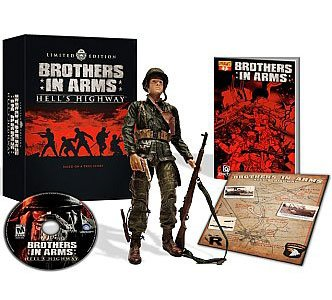 Brothers in Arms: Hell's Highway Limited Edition (Xbox 360) (Xbox 360 Brothers In Arms)