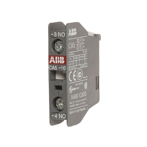 Auxiliary Contact Block (ABB CA5-01 Auxiliary Contact Block 1/NC)