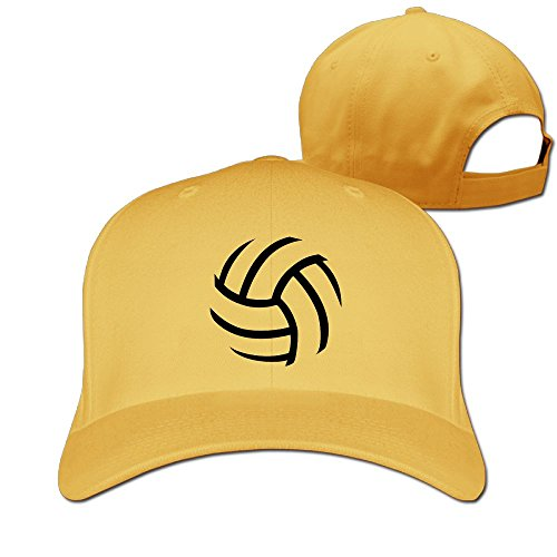 LFVM VUWD Traveling Women's Visor Cap Stick Figure About A Volleyball