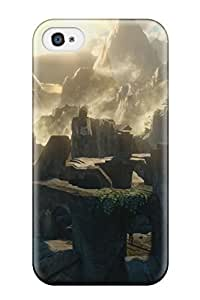 9161119K86100033 Awesome Halo: The Master Chief Collection Flip Case With Fashion Design For Iphone 4/4s