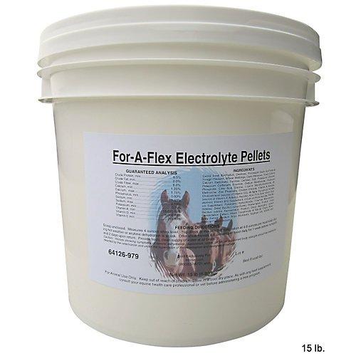 For-A-Flex Electrolyte Pellets 15 lbs