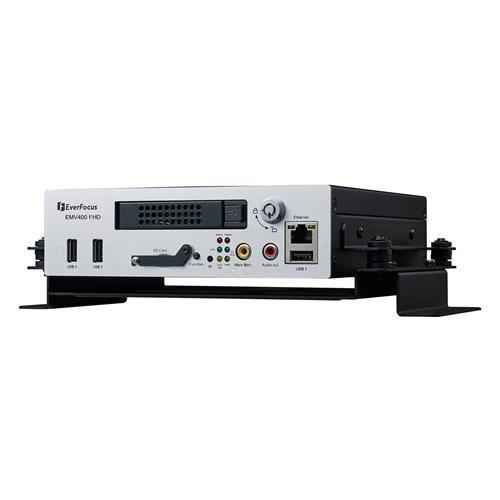 Everfocus 080P 4 CH 500M MOBILE DVR (Video Mobile Digital Everfocus Recorder)