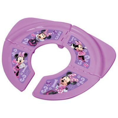 Disney-Minnie-Bowtique-TravelFolding-Potty-Pink