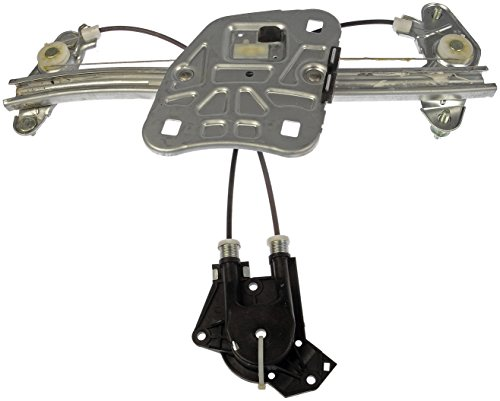 Hyundai Xg350 Window Regulator - Dorman 749-306 Hyundai XG300/XG350 Rear Driver Side Power Window Regulator w/out Motor