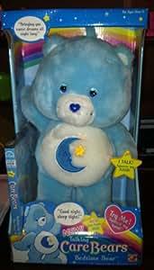 Amazon Com 14 Quot Care Bears Talking Bedtime Bear Plush