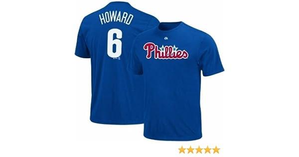 new product 1b4e9 69d3e 6 ryan howard jersey amazon