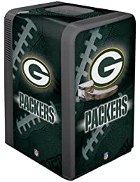 NFL 15.8 Quart Portable Party Refrigerator