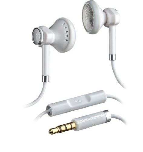 Plantronics Backbeat 116 - Headset (86100-01) (Ipod Plantronics)