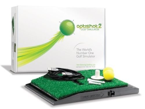 OptiShot DancinnDog OPTISHOT2Version 2018Golf Simulator with Online...