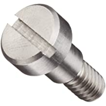 18-8 Stainless Steel Thread Size M10-1.5 FastenerParts Low Profile Precision Shoulder Screw