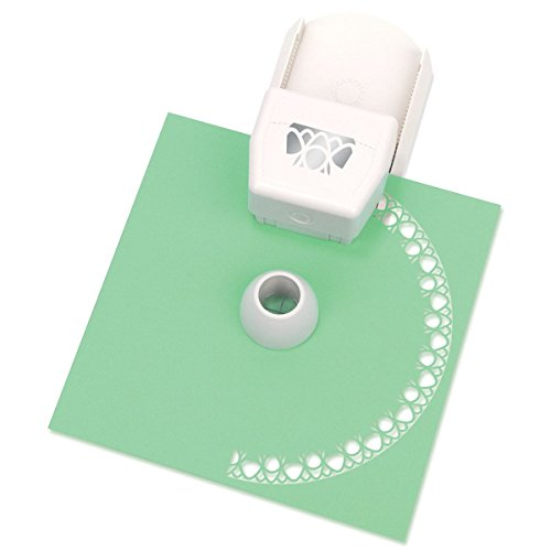 Martha Stewart Crafts Circle Edge Paper Punch, Modern Lace - Martha Stewart Border