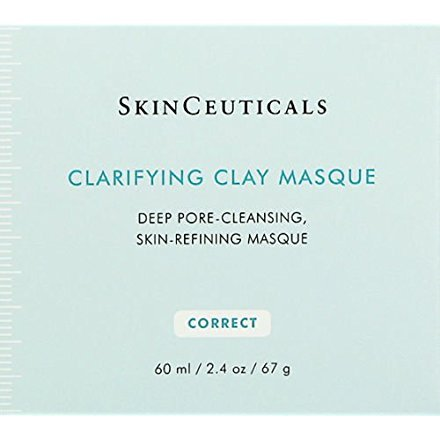 (Skinceuticals Clarifying Clay Mask Masque 60ml(2oz) New Fresh Product )