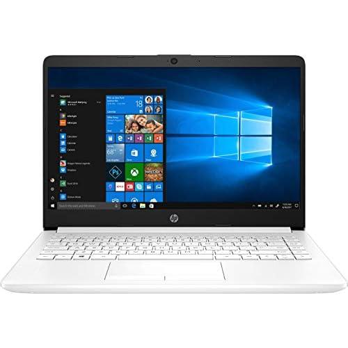 chollos oferta descuentos barato HP 14 dk0013ns Ordenador portátil de 14 HD AMD A9 9425 8 GB de RAM 256 GB SSD AMD Radeon R5 Windows 10 Blanco teclado QWERTY Español