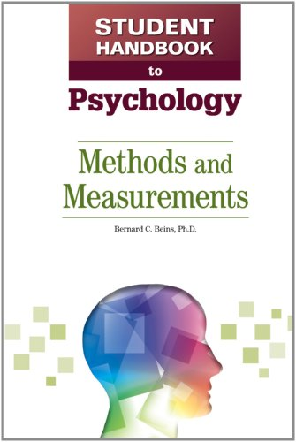 Methods and Measurements (Student Handbook to Psychology)