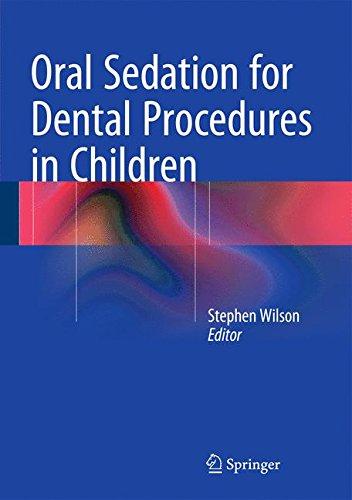 Oral Sedation for Dental Procedures in Children by Springer