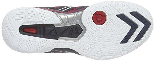 Hummel Omnicourt Z6 Ws, Zapatillas Deportivas para Interior para Mujer Rosa (Sangria)