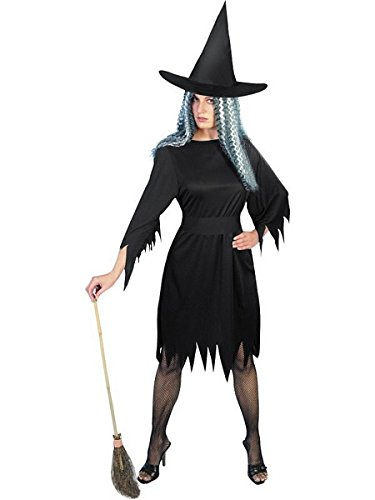[Smiffys Women's Spooky Witch Costume] (Medusa Childs Halloween Costume)