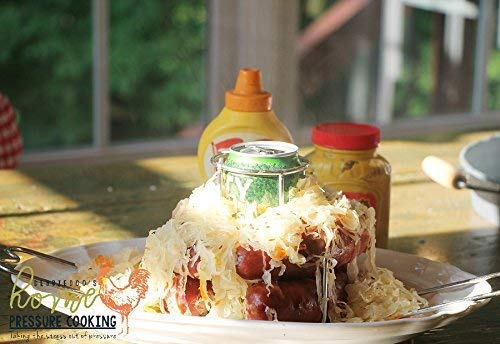 Debbiedoo's Home Pressure Cooking Beer Can Chicken Holder Rack for Use with Instant Pot,Grill Or Oven by Debbiedoo's Home Pressure Cooking (Image #4)