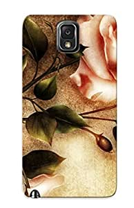Ajqgqv-5482-vvswxaw Rose Pattern High Quality For Case Iphone 4/4S Cover Skin/perfect Gift For Christmas Day
