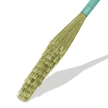 Spotzero by Milton� Floor Cleaning Zero Dust Broom XL (Aqua Green)