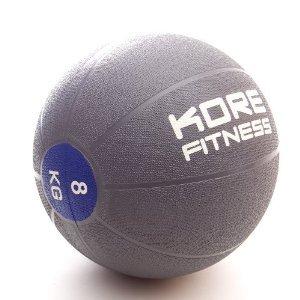Kore Fitness - Balón medicinal de goma (8 kg para fuerza y Fitness ...