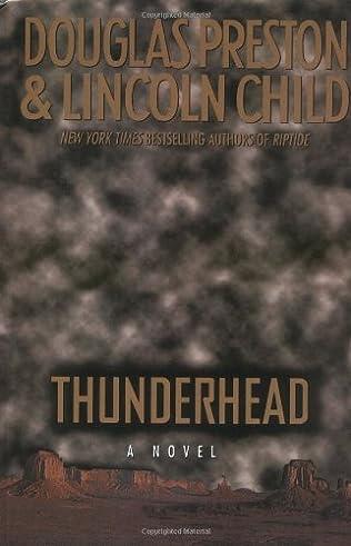 book cover of Thunderhead