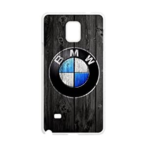 Samsung Galaxy S4 Phone Case White BMW RJ2DS1013971